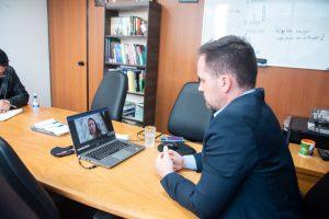 Melhoria no transporte intermunicipal do RS é pauta de reunião do deputado Ostermann