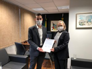 NOVO pede que hospital Hospital Tacchini, de Bento Gonçalves, seja contemplado com recursos